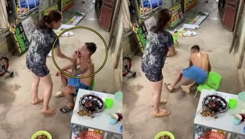 Giấu vợ đi karaoke mang về hóa đơn khủng, người chồng bị vợ đuổi đánh thảm thương-2