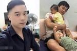 Hài hước bức ảnh trước và sau khi có con của bố bỉm sữa gây sốt MXH: Hóa ra các bố chăm con cũng 'xuống sắc' thế này!