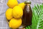 """Thời tiết giao mùa """"ẩm ương"""" lại thêm dịch bệnh, tốt nhất là có hũ chanh vàng ngâm mật ong để đảm bảo sức khỏe cả nhà các mẹ ạ!"""