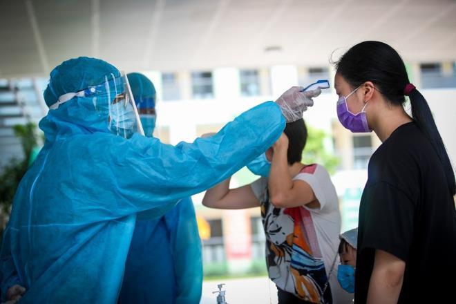 Ca dương tính với SARS-CoV-2 lần 1vừa ghi nhận ở Hà Nội từng đi những đâu?-1