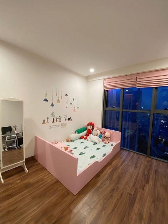 Không gian căn hộ của diễn viên Hương Giang-7