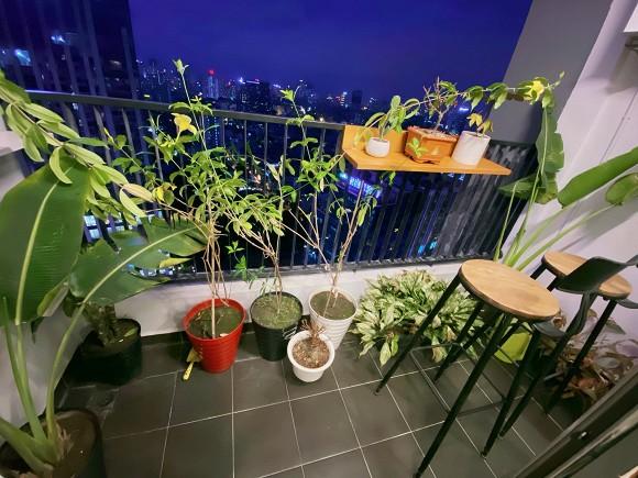 Không gian căn hộ của diễn viên Hương Giang-10