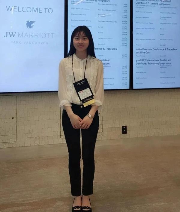 Thiếu nữ thiên tài vừa tốt nghiệp được Huawei săn đón: Vẻ ngoài ưa nhìn, thành tích khủng và mức lương khởi điểm 6,2 tỷ đồng/năm-1