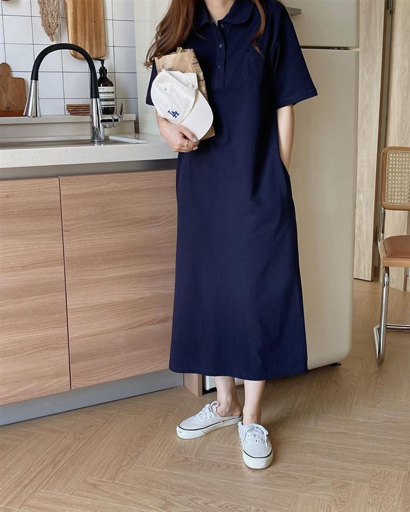 Cứ mix 5 kiểu váy sau với giày sneaker, bạn sẽ được nhân đôi vẻ sành điệu và xịn sò-12