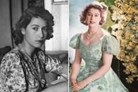 Một loạt ảnh hiếm thời trẻ của Nữ hoàng Anh cho thấy bà đích thực là 'tuyệt sắc giai nhân' với khí chất khó ai sánh bằng