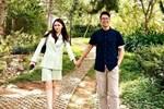 CEO Matt Liu khoe ảnh tay trong tay với Hương Giang kèm lời đường mật: Có thể ở cạnh nhau hay không là do ý em!