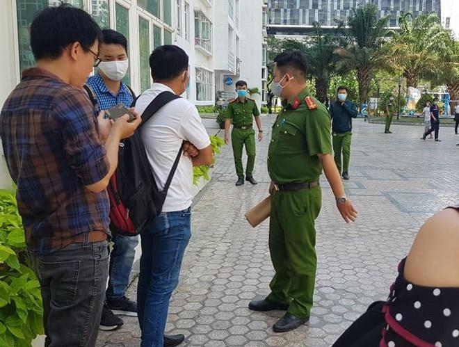 Công an xác định tiến sĩ Bùi Quang Tín tự rơi từ tầng 14-2
