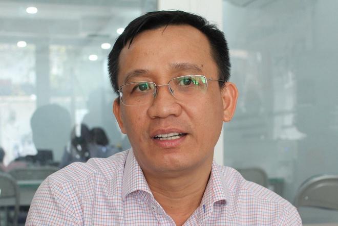 Công an xác định tiến sĩ Bùi Quang Tín tự rơi từ tầng 14-1