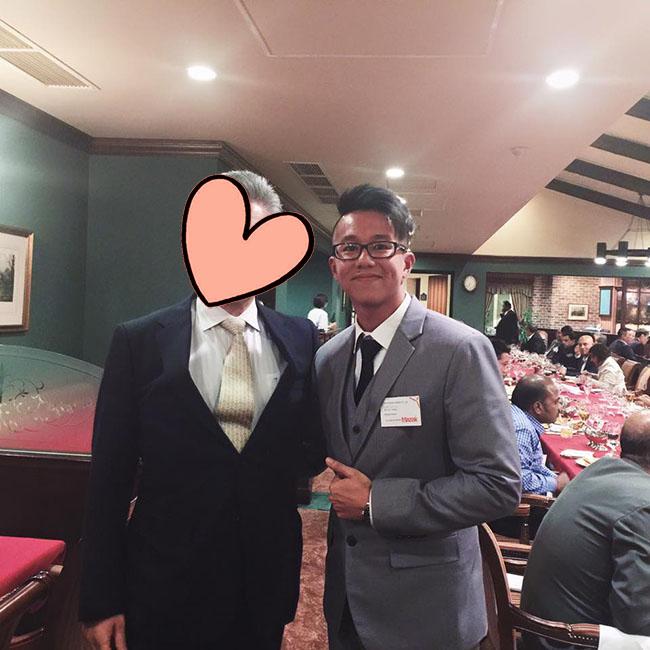 Bạn trai giàu có của Hương Giang, CEO Matt Liu, lộ ảnh thời trẻ khác lạ như thành viên HKT duy chỉ có điểm này là không đổi-14