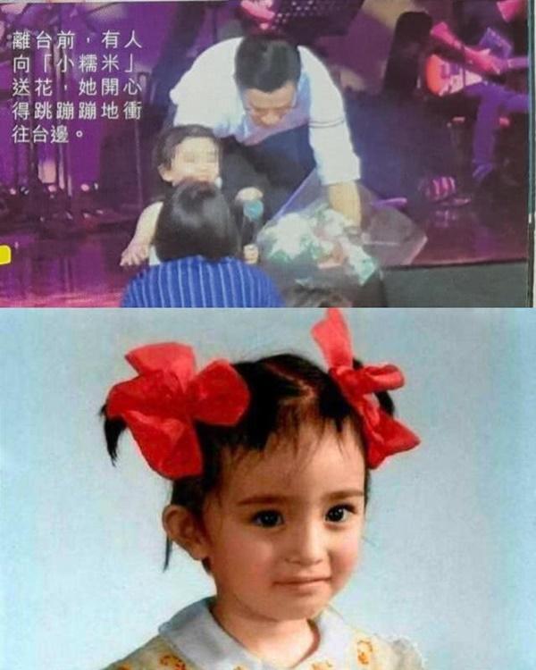 Netizen xôn xao trước phát hiện con gái Lưu Khải Uy - Dương Mịch không giống bố mẹ mà lại hao hao Châu Kiệt Luân-6