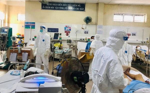 Thực hư suất ăn chỉ có rau và cơm cho bệnh nhân Covid-19 ở bệnh viện dã chiến Hoà Vang?-1