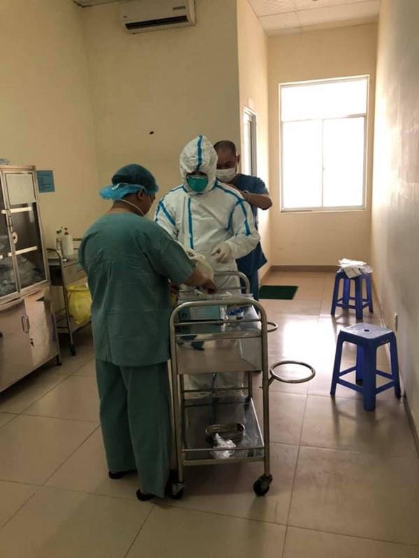 Thực hư suất ăn chỉ có rau và cơm cho bệnh nhân Covid-19 ở bệnh viện dã chiến Hoà Vang?-4