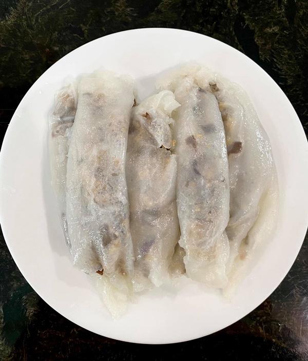 NSƯT Trịnh Kim Chi làm bánh cuốn nhìn hấp dẫn như mua ngoài hàng-5