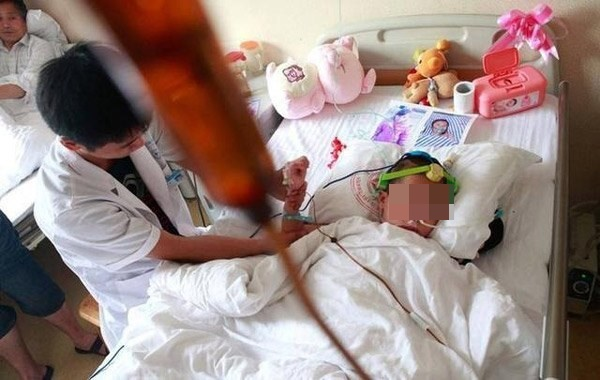 Bé 7 tuổi mắc ung thư gan giai đoạn cuối, mẹ có đặc điểm này cẩn thận khi mang thai-1