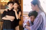Con trai Trương Quỳnh Anh giờ chững chạc lắm rồi, mới 8 tuổi đã chịu xa mẹ 14 ngày tham gia khóa tu mùa hè