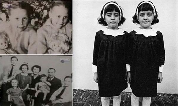 Cặp sinh đôi kỳ lạ: Sống cùng với ký ức của 2 người chị quá cố, giống đến cả nỗi sợ hãi và cách ăn không ai giải thích được-5