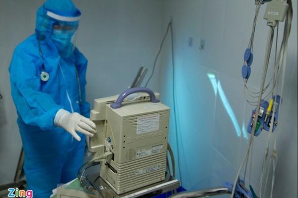 Hai bệnh nhân Covid-19 nặng tại Huế âm tính lần 1 với virus SARS-CoV-2