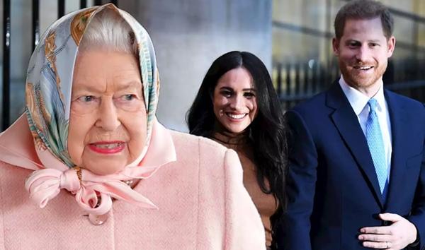 Thực hư về cuộc gọi video của Nữ hoàng Anh với Meghan Markle, cấm cô vĩnh viễn không được bước chân vào hoàng gia Anh-1