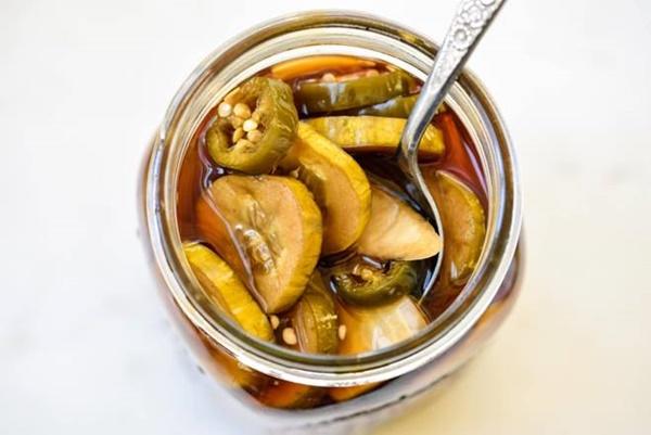 Làm dưa chuột ngâm chua cay mặn ngọt ăn kèm với món nào cũng ngon-5