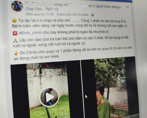 Clip hành hạ trẻ em 5,4 triệu view tồn tại nhiều giờ trên Facebook VN-3