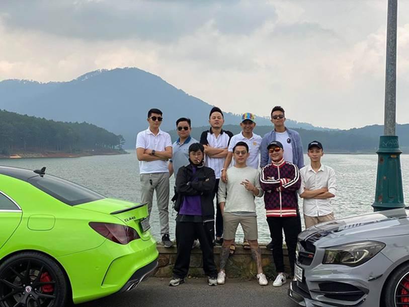 Team bạn thân cực phẩm của doanh nhân Matt Liu - bạn trai hoa hậu Hương Giang: Đều là thiếu gia điển trai, mê siêu xe, phong cách sống cực chất-1