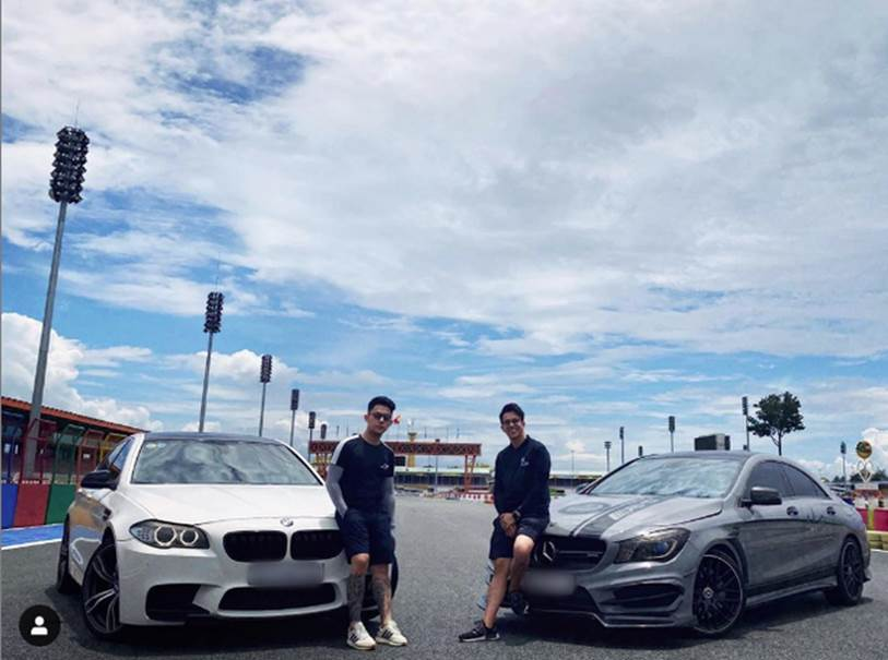 Team bạn thân cực phẩm của doanh nhân Matt Liu - bạn trai hoa hậu Hương Giang: Đều là thiếu gia điển trai, mê siêu xe, phong cách sống cực chất-3