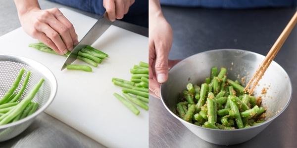 Khỏi đau đầu nghĩ ăn gì cho giảm cân, làm ngay món salad này chỉ mất 10 phút ăn thay tinh bột thì chỉ có ngon trở lên!-5