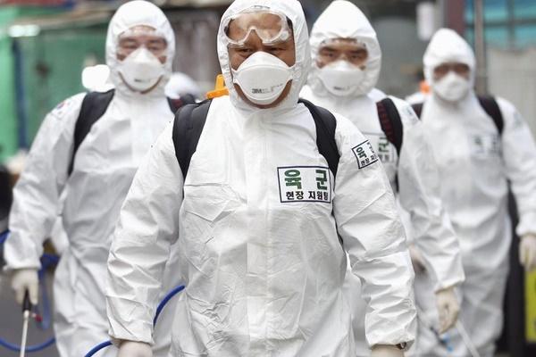 Hàn Quốc phát hiện 3 biến chủng mới của SARS-CoV-2-1