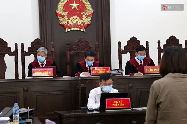 Xét xử phúc thẩm vụ học sinh trường Gateway tử vong trên xe đưa đón: Bị cáo Nguyễn Thị Bích Quy kêu oan-4