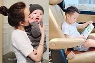 Được bà ngoại cho lên sóng, con trai 4 tuổi của Ly Kute gây chú ý với ngoại hình phổng phao