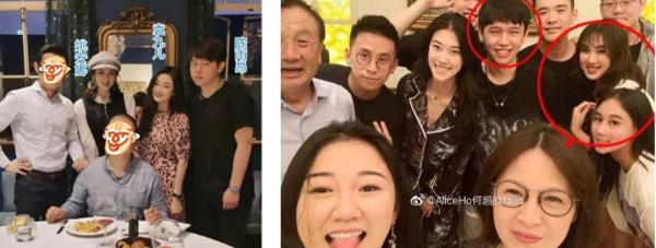 Công chúa út Vua sòng bài Macau hội ngộ dàn rich kid Trung Quốc, nghi vấn dấn thân vào showbiz cùng hội chị em giới siêu giàu-3