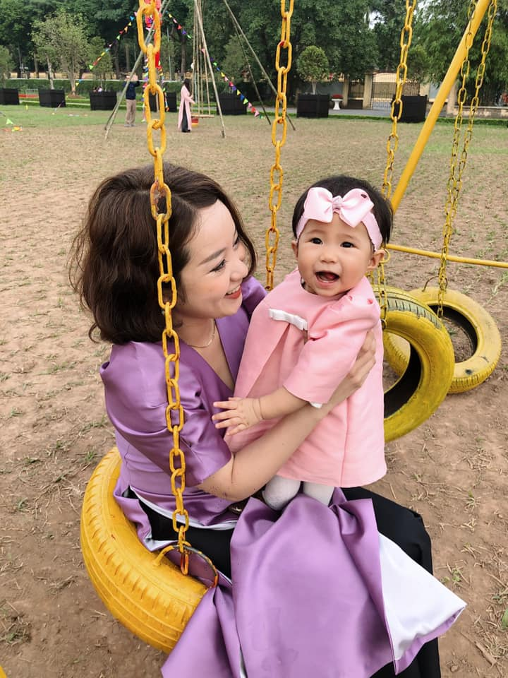 Hot mom Mi Vân đẻ xong 1 năm vẫn ục ịch, nhờ cách này chỉ hơn 1 tuần đã về dáng thành công-5