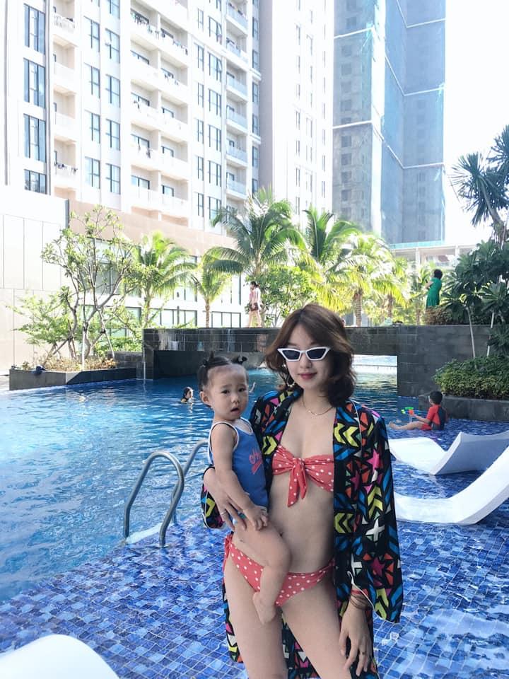 Hot mom Mi Vân đẻ xong 1 năm vẫn ục ịch, nhờ cách này chỉ hơn 1 tuần đã về dáng thành công-8
