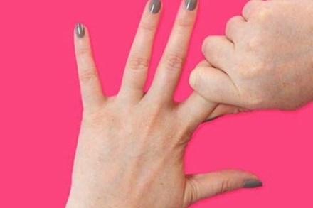 Vị trí xoa bóp trên bàn tay có thể giúp ngăn chặn 7 bệnh ai cũng sợ mắc phải