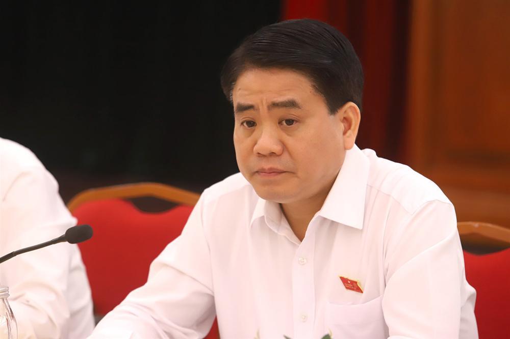 Những vụ án khiến ông Nguyễn Đức Chung bị tạm đình chỉ công tác-1