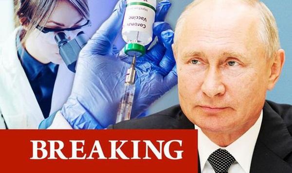 Lộ diện video sản xuất những liều vaccine Covid-19 đầu tiên của nhân loại ngay trong nhà máy dược phẩm Nga-1