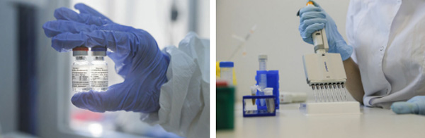 Lộ diện video sản xuất những liều vaccine Covid-19 đầu tiên của nhân loại ngay trong nhà máy dược phẩm Nga-2