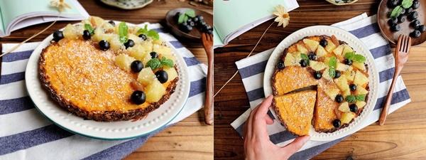 Hội ăn kiêng giảm cân mà thèm bánh thì bơi hết vào đây có món bánh này siêu ngon, ăn cả ngày cũng không lo tăng cân!-5
