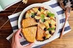Hội ăn kiêng giảm cân mà thèm bánh thì bơi hết vào đây có món bánh này siêu ngon, ăn cả ngày cũng không lo tăng cân!