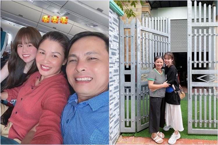 """Bạn gái cầu thủ Quang Hải tặng món quà khủng"""" đúng ý mẹ chồng tương lai nhân ngày sinh nhật, dân mạng khen nức nở vì còn trẻ mà rất tâm lý-3"""