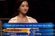 Hoa hậu Lương Thùy Linh chạm tới câu hỏi 40 triệu của 'Ai là triệu phú' nhưng lại mất trắng 8 triệu vì tin lời bạn