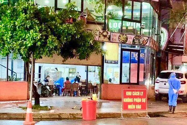 Ca dương tính Covid -19 ở Hà Nội: Tìm được 11 F1, 1 người có triệu chứng