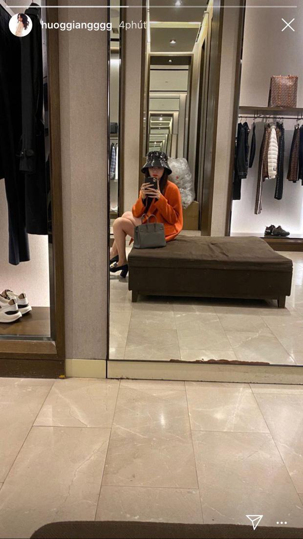 Hương Giang lẻ bóng đi mua sắm giữa lúc chuyện tình cảm với Matt Liu gặp liên hoàn sóng gió-1