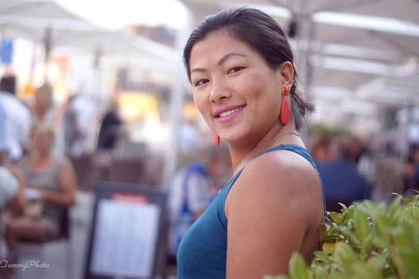 Cô gái H'Mông nói tiếng Anh như gió nói về cuộc sống sau ly hôn - xổ số ngày 31102019