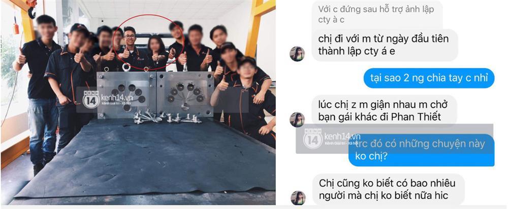 Bạn thân lên tiếng bênh vực Matt Liu, tiết lộ CEO đi Phan Thiết với cô gái khác khi đã chia tay người yêu-1