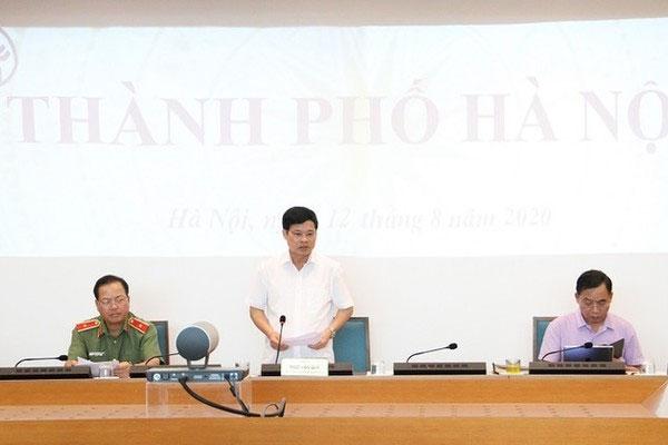 Ca dương tính mới ở Hà Nội không liên quan đến Đà Nẵng