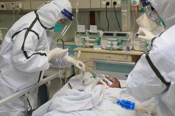 15 bệnh nhân COVID-19 nặng phải thở máy, chạy ECMO, tiên lượng tử vong cao - xổ số ngày 13102019