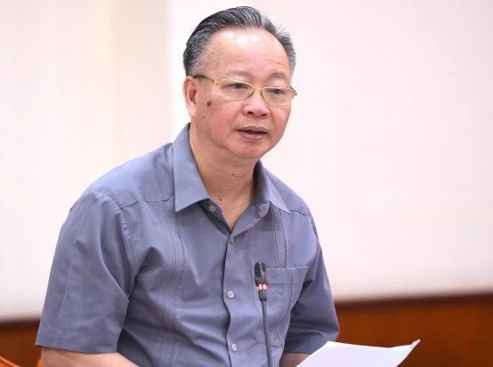 Ông Nguyễn Văn Sửu phụ trách UBND Hà Nội thay ông Nguyễn Đức Chung-1