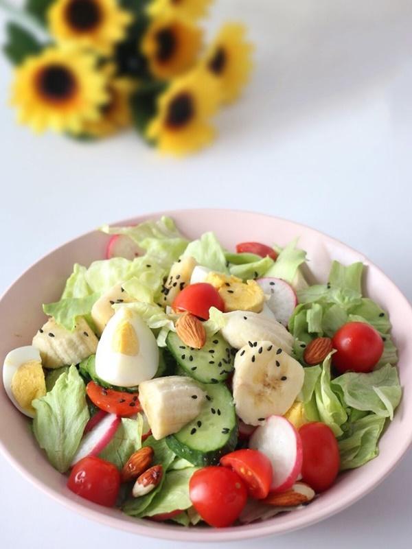 Tôi giảm cả 3kg, bụng gọn, eo thon chỉ sau 10 ngày ăn món salad siêu ngon này!-5
