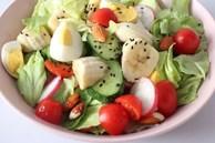 Tôi giảm cả 3kg, bụng gọn, eo thon chỉ sau 10 ngày ăn món salad siêu ngon này!